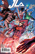 Justice League of America Vol 4 2