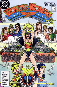 Wonder Woman Vol 2 1