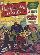 Star Spangled Comics 17