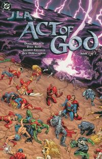 JLA Act of God 1