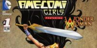 Ame-Comi Girls: Featuring Wonder Woman Vol 1 1