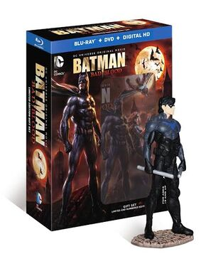 Batman Bad Blood Gift Set