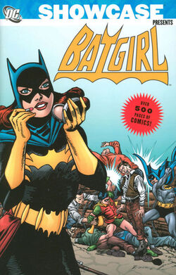 Cover for the Showcase Presents: Batgirl Vol. 1 Trade Paperback