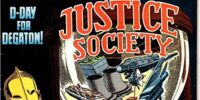 America vs. the Justice Society Vol 1
