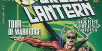Green Lantern Secret Files and Origins/Covers
