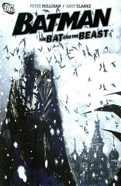 Cover for the Batman: The Bat and the Beast Trade Paperback
