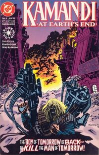 Kamandi At Earth's End 1