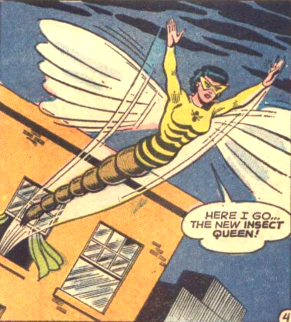 File:Lois Lane Earth-One Insect Queen.jpg