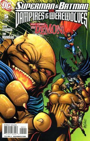File:Superman and Batman vs. Vampires and Werewolves Vol 1 5.jpg