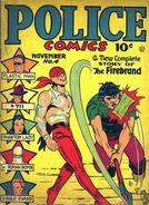 Police Comics Vol 1 4