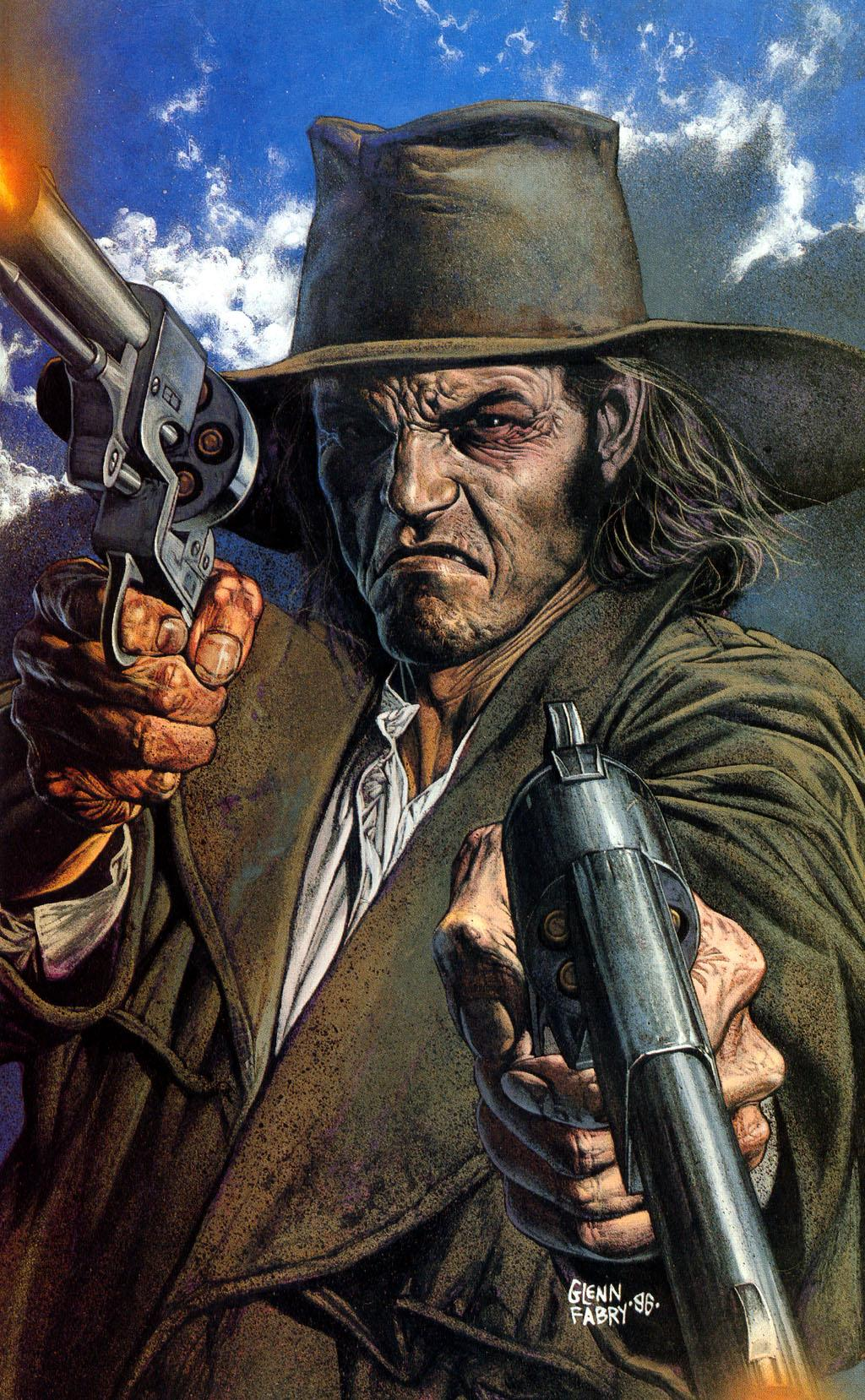 Saint of Killers (Preacher) | DC Database | FANDOM powered ...