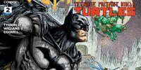 Batman/Teenage Mutant Ninja Turtles Vol 1 2