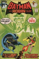 Ra's al Ghul; introduced in Batman #232