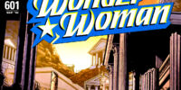 Wonder Woman Vol 1 601