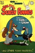 Real Screen Funnies Vol 1 1
