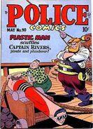 Police Comics Vol 1 90