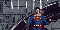 Superman/Aliens/Covers