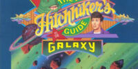 Hitchhiker's Guide to the Galaxy/Covers