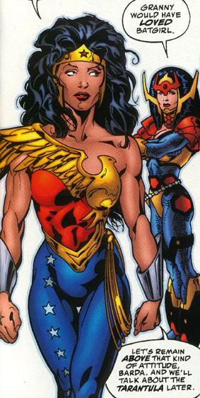 Diana Of Themyscira Earth 1098 Dc Database Fandom