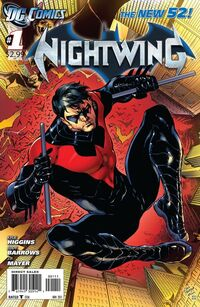 Nightwing Vol 3 1