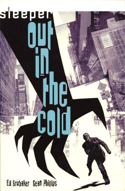 Cover for the Sleeper: Out in the Cold Trade Paperback