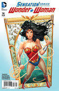 Sensation Comics Featuring Wonder Woman Vol 1 14