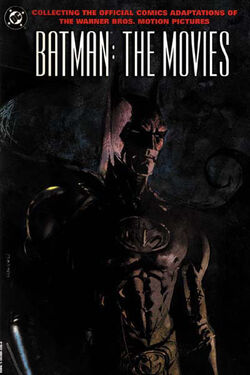 Cover for the Batman: The Movies Trade Paperback