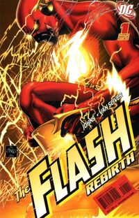 Flash Rebirth 1A