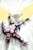 Supergirl Vol 4 18 Textless