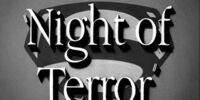 Adventures of Superman (TV Series) Episode: Night of Terror