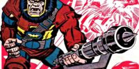 Kalibak (New Earth)/Gallery