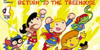 Tiny Titans: Return to the Treehouse/Covers