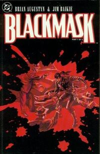 Black Mask Vol 1 1