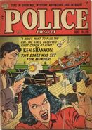 Police Comics Vol 1 116