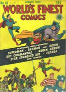 World's Finest Comics 10