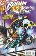 Robin - Argent Double Shot Vol 1 1