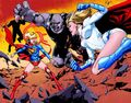 Supergirl Vol 6 19 WTF Textless