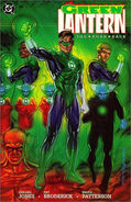 Green Lantern The Road Back 1st Edition