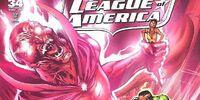 Justice League of America Vol 2 34