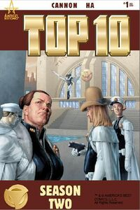 Top 10 Season Two Vol 1 1