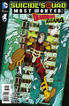 Suicide Squad Most Wanted Deadshot and Katana Vol 1 1 Deadshot