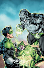 Green Lantern Corps Vol 2 51 Textless