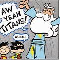 Shazam Tiny Titans 001