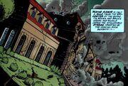 Wayne Manor Cataclysm