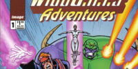 WildC.A.T.s Adventures/Covers