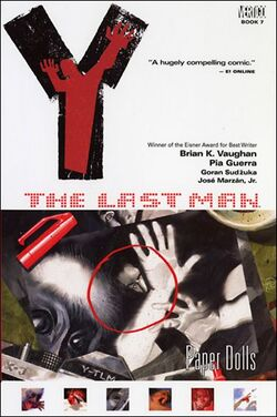 Cover for the Y: The Last Man: Paper Dolls Trade Paperback