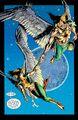 Hawkman and Hawkgirl 01