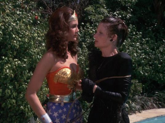 Wonder Woman (TV Series) Episode: Wonder Woman Meets