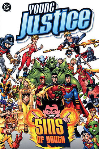 File:Young Justice Sins of Youth TP.jpg