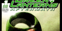 War of the Green Lanterns: Aftermath/Covers